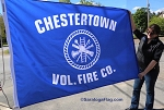 .CHESTERTOWN Volunteer Fire Company- FLAG